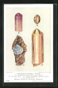 AK Precious Stones: Topaz, Edelstein