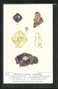 AK Edelstein, Precious Stones: Diamond