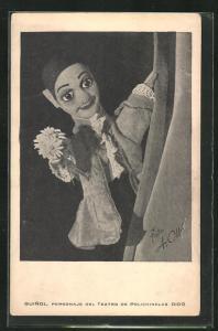AK Guinol, Personaje del Teatro de Polichinelas Dido, Puppentheater