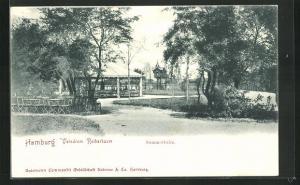 AK Hamburg-Rotherbaum, Velodrom, Sommerbahn, Radsport
