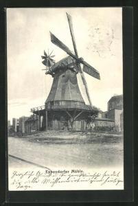 AK Hamburg-Eppendorf, Eppendorfer Mühle