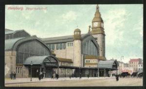 AK Hamburg-St.Georg, Hauptbahnhof