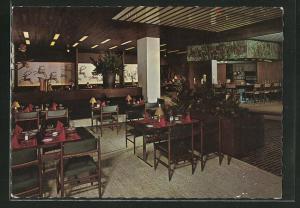 AK München, Hotel Geisel, Restaurant Sankt Hubertus im Excelsior