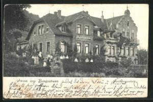 AK Bergzabern, Blick auf die Haushaltungsschule