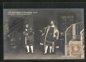 AK Bayreuth, The Mastersingers of Nuremberg, Act III. Beckmesser