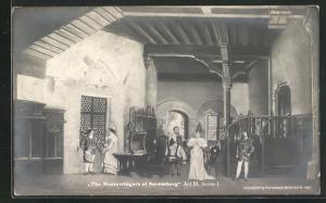 AK Bayreuth, The Mastersingers of Nuremberg, Act III. Scene I.