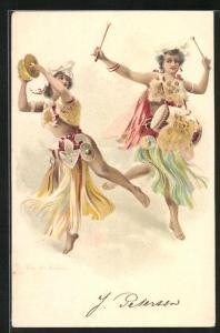 AK Tanz der Wilden