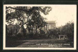 AK Snettisham, The Bungalow, Victoria House