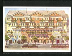AK Mariazell, Hotel Feichtegger Weisser Ochs