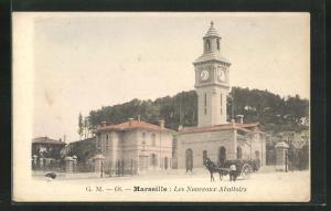 AK Marseille, Les Nouveaux Abattoirs