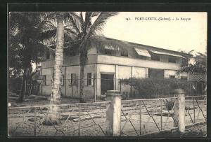 AK Port-Gentil, La Banque