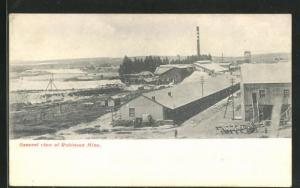 AK Johannesburg, General view of Robinson Mine