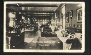 AK Cardiff, Royal Infirmary, Thomas Andrews Ward
