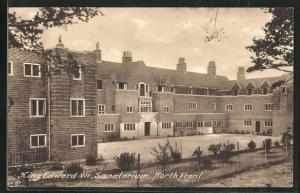 AK Midhurst, King Edward VII., Sanatorium, North Front