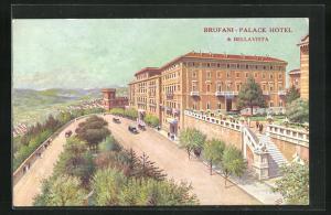 AK Perugia, Brufani, Palace Hotel and Bellavista
