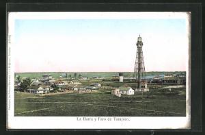 AK Tampico, La Barra y Faro