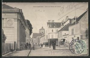 AK Coulommiers, Rue du Palais de Justice