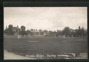 AK Hartley Wintney, Cricket Green
