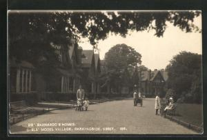 AK Barkingside, Dr. Barnardos Homes, Girls Model Village