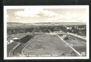 AK Ellensburg, WA, Rodeo Grounds
