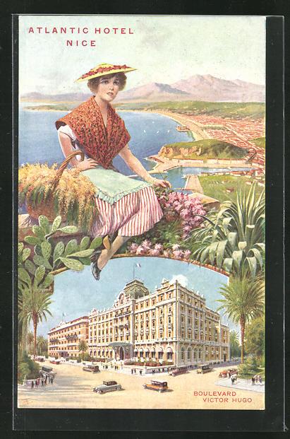 AK Nice, Atlantic Hotel, Boulevard Victor Hugo 0