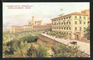 AK Assisi, Hotel Windsor