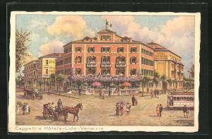 AK Lido-Venezia, Cappellis Hotels, Albergo Wagner, Villa Paradiso