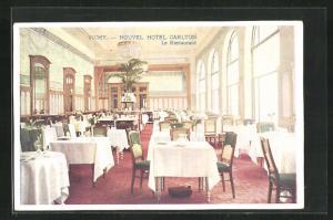 AK Vichy, Nouvel Hotel Carlton, Le Restaurant