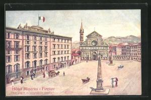 AK Firenze, Hotel Minerva