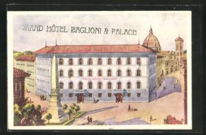 AK Firenze, Grand Hotel Baglioni & Palace