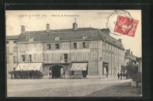 AK Pont-de-Vaux, Hotel de la Reconnaissance