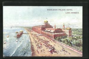 AK Lido-Venezia, Excelsior Palace Hotel