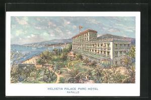 AK Rapallo, Helvetia Palace Parc Hotel
