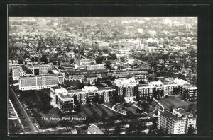 AK Detroit, MI, The Henry Ford Hospital