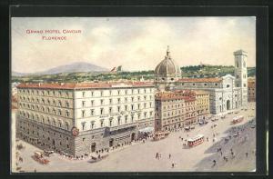 AK Florenz, Grand Hotel Cavour