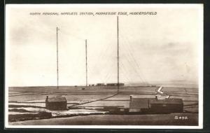 AK Huddersfield / Mooreside Edge, North Regional Wireless Station