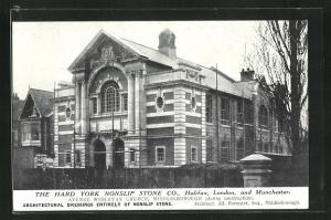 AK Middlesborough, Avenue Wesleyan Church