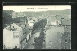 AK Chatel-Guyon, Avenue Baraduc