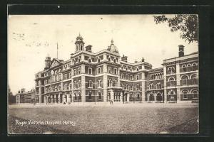 AK Netley, Royal Victoriy Hospital