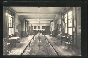 AK Hertfrod, Christs` Hospital, Day Room in Ward, Innenansicht
