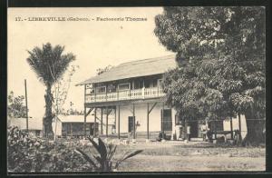 AK Libreville, Factorerie Thomas