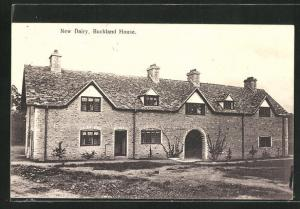AK Buckland, New Dairy House