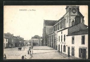 AK Cugand, La Place