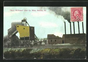 AK Benton, IL, Hart Williams Col Co. Mine