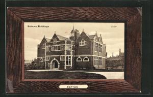 AK Repton, Science Buildings