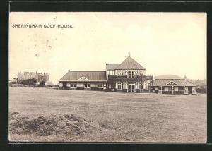 AK Sheringham, Golf House