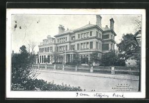 AK Eastbourne, Y.W.C.A. Westdown 4, Hartington Place