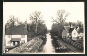AK Halton, The Canal