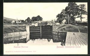 AK Banavie, Caledonian Canal, Neptunes Staircase