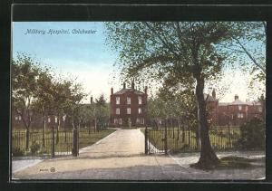 AK Colchester, Military Hospital